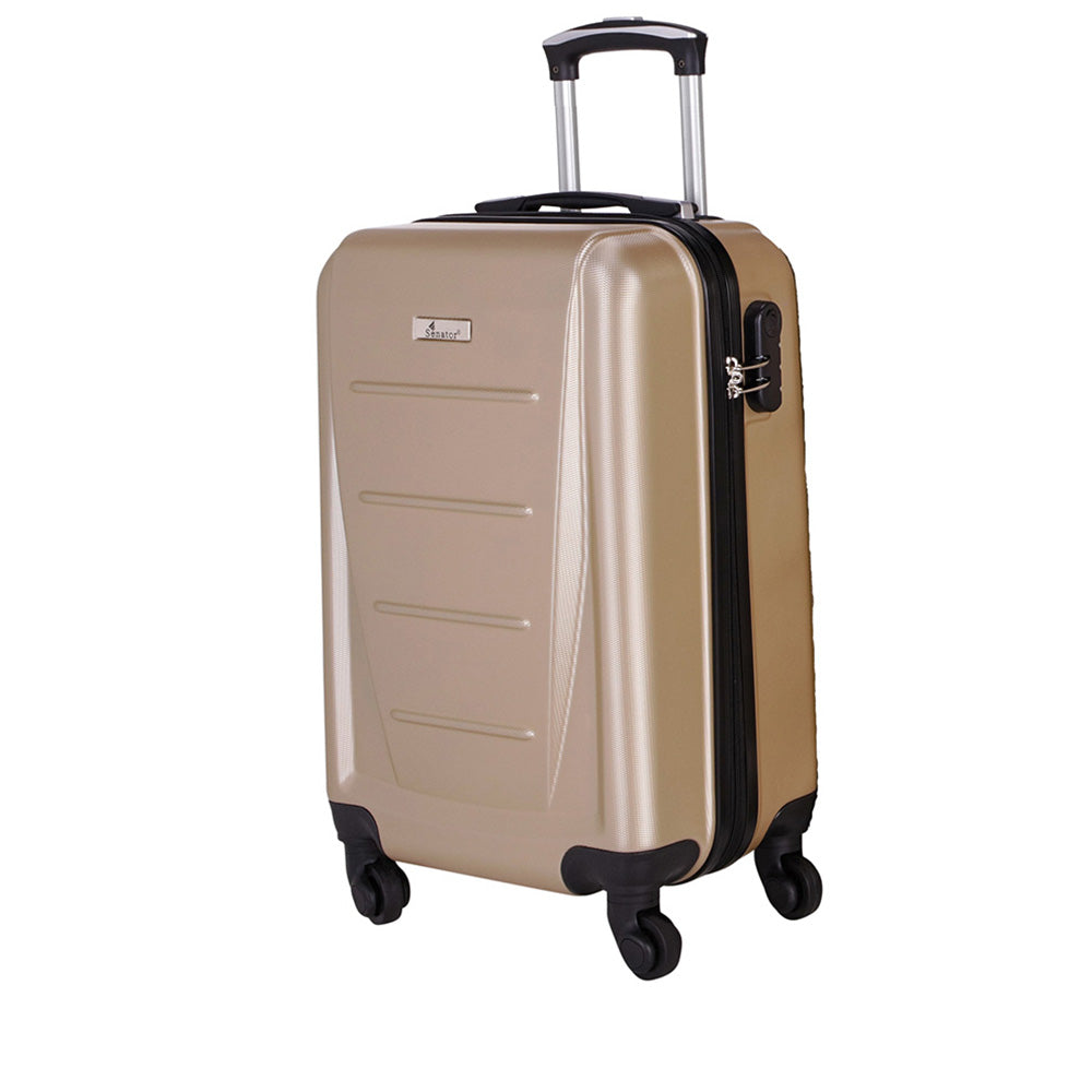 Checked Luggage by Senator (KH9034-24) - buyluggageonline