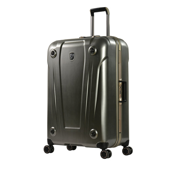 "28"" PC Matt twin flight luggage trolley with 4 wheels by Eminent (E9H3-28) - buyluggageonline"