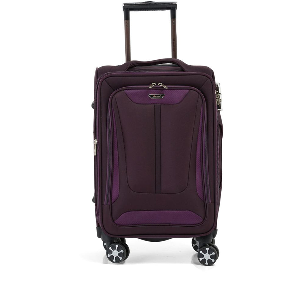"Senator luggage 24"" Spinner checked baggage size Trolley (X28-24) - buyluggageonline"
