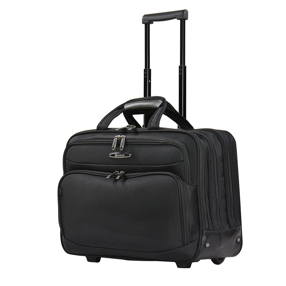 Pilotcase trolley bag by Eminent luggage for executive use (V021-3-18) - buyluggageonline