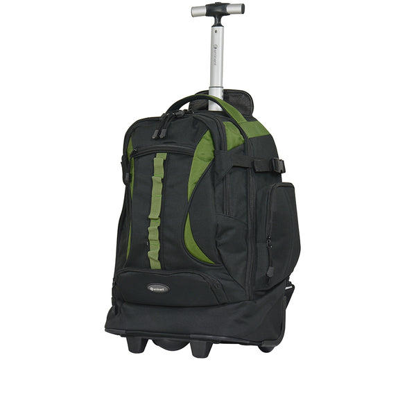 Eminent Backpack with Trolley- E5740A-21 - buyluggageonline