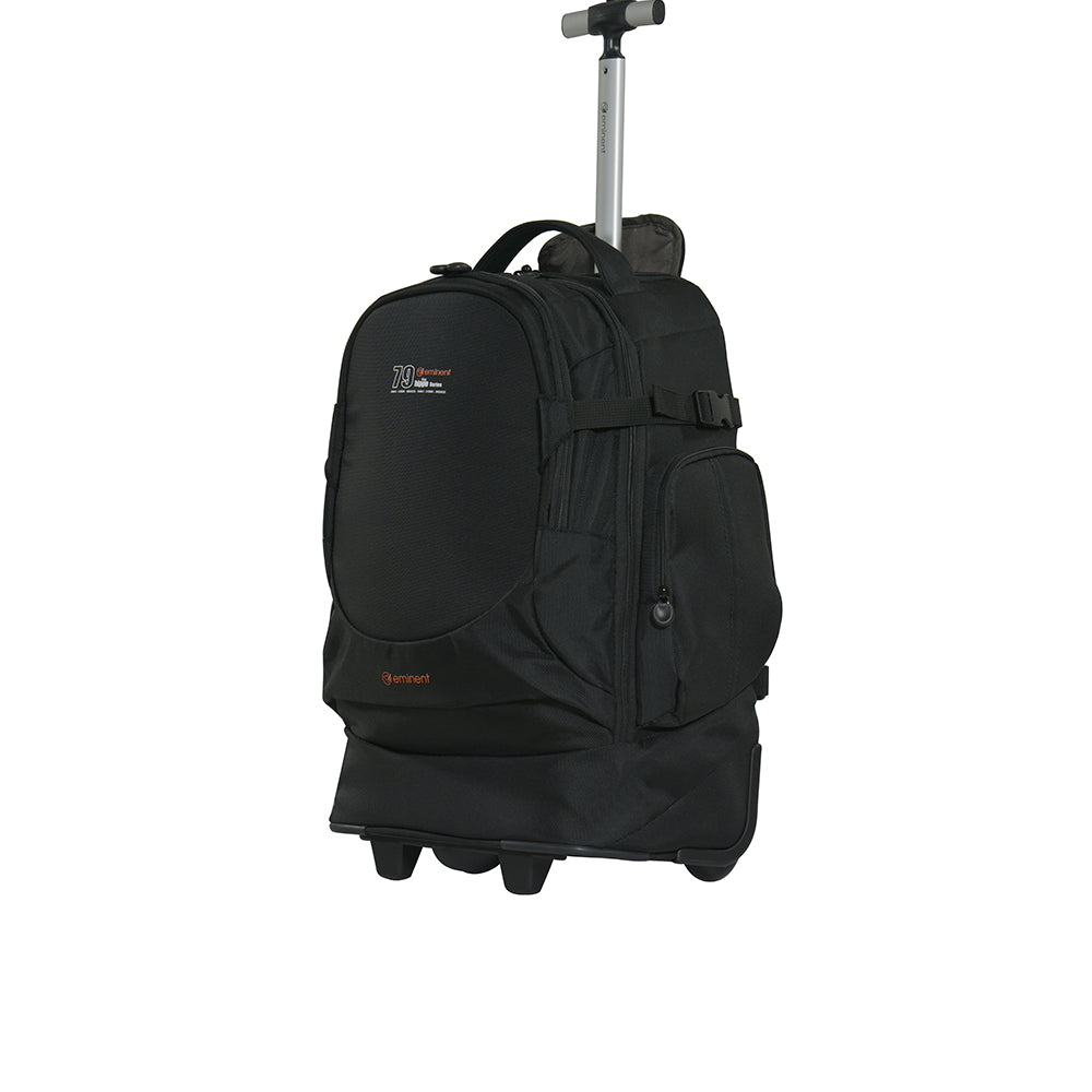 Eminent Backpack with Trolley- E5690-21 - buyluggageonline