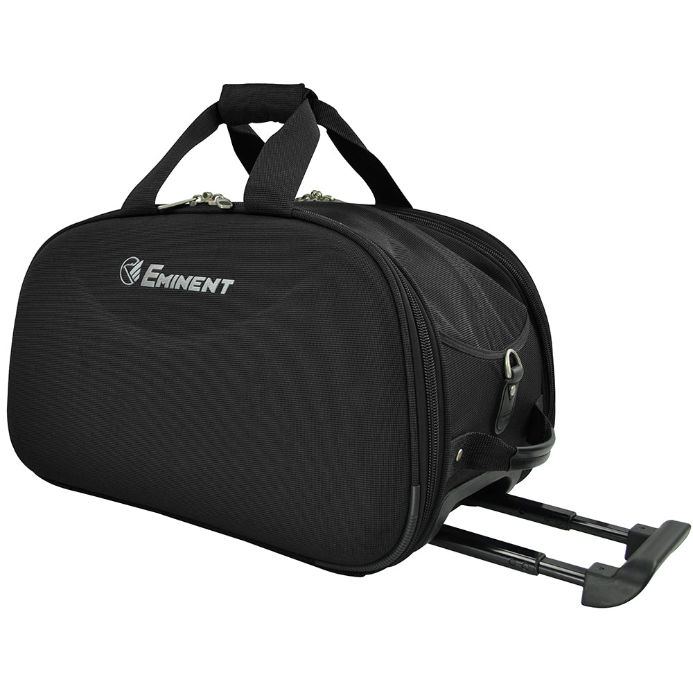 Eminent 21 inch Duffel Bag with trolley (E5030A-21) - buyluggageonline