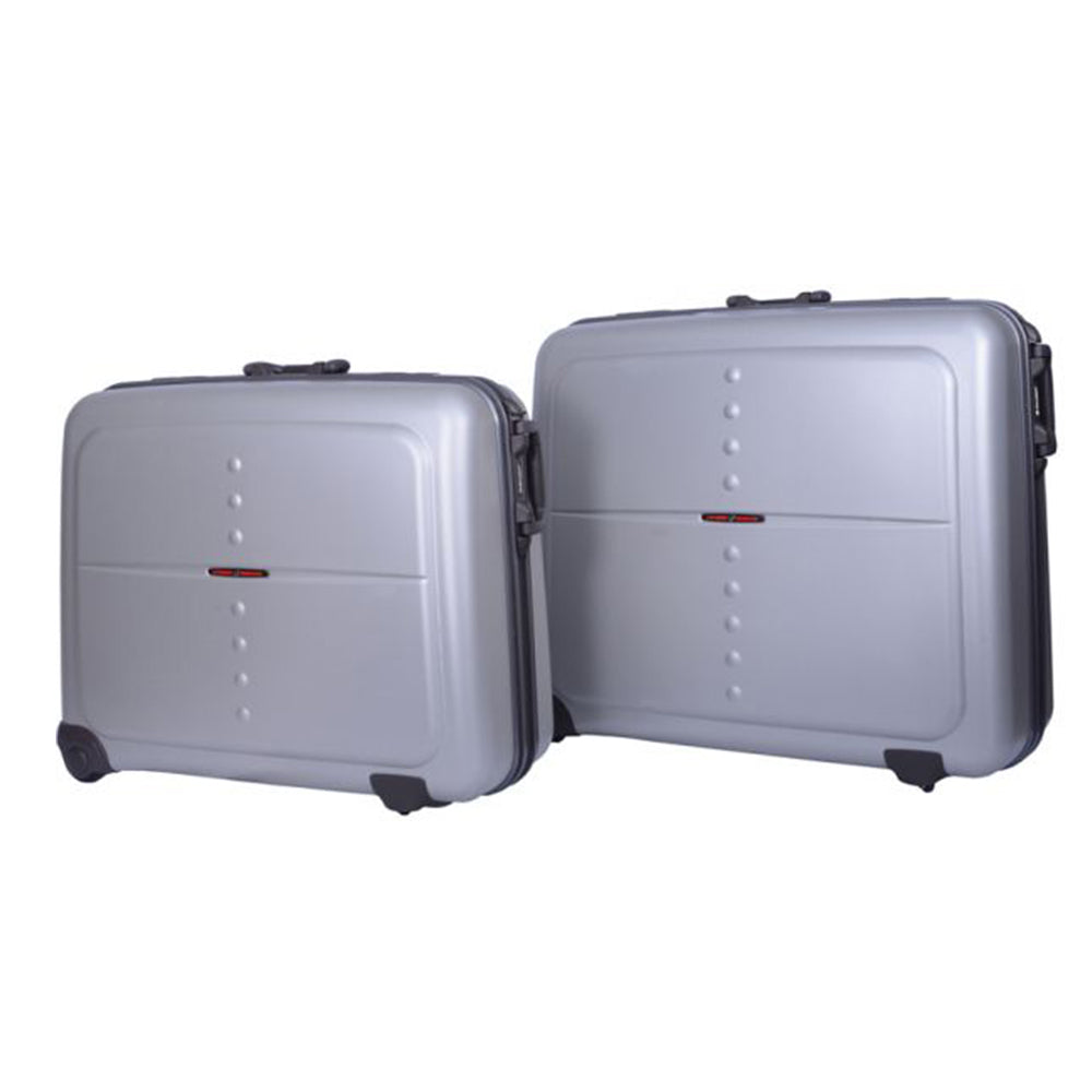 Eminent executive large Suitcase set of 2 (E1B8-2) - buyluggageonline