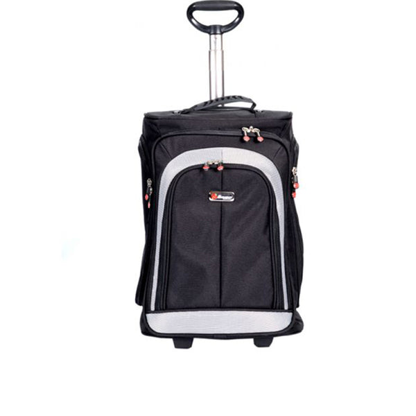 Eminent trendy backpack with trolley - (E5478A-20)