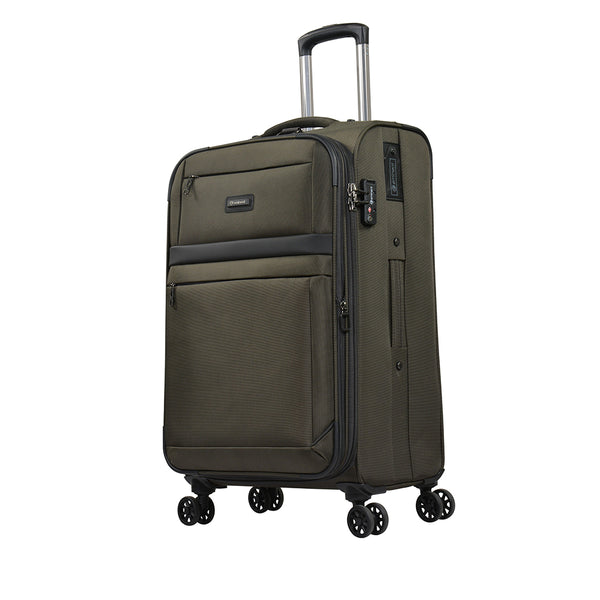 checked luggage trolley