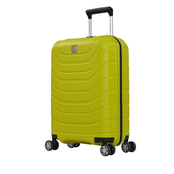 "24"" Light Spinner checked luggage trolley case by Eminent (B0011-24) - buyluggageonline"