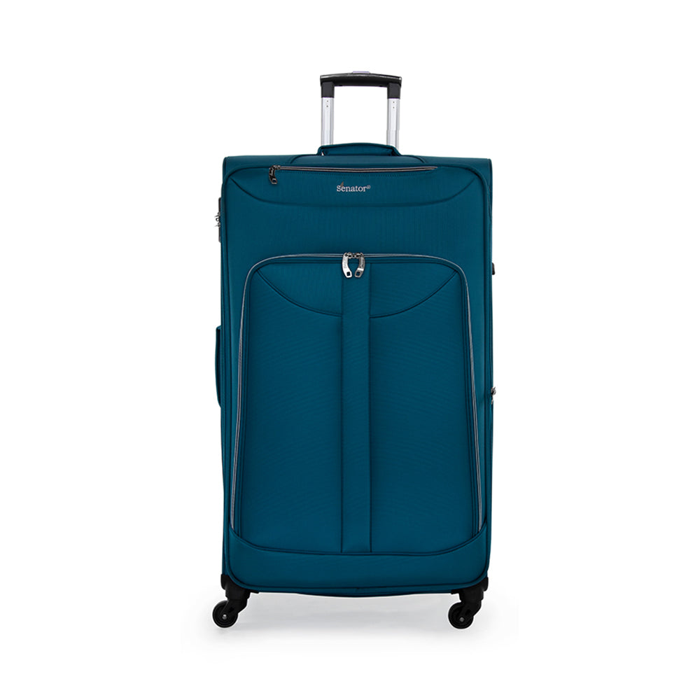 Senator Softside cabin size trolley luggage bag (LW010-20) - buyluggageonline