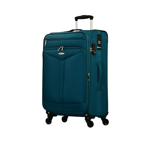Eminent 20 inch Nylon Jupiter best cabin luggage trolley case (S0140-20) - buyluggageonline