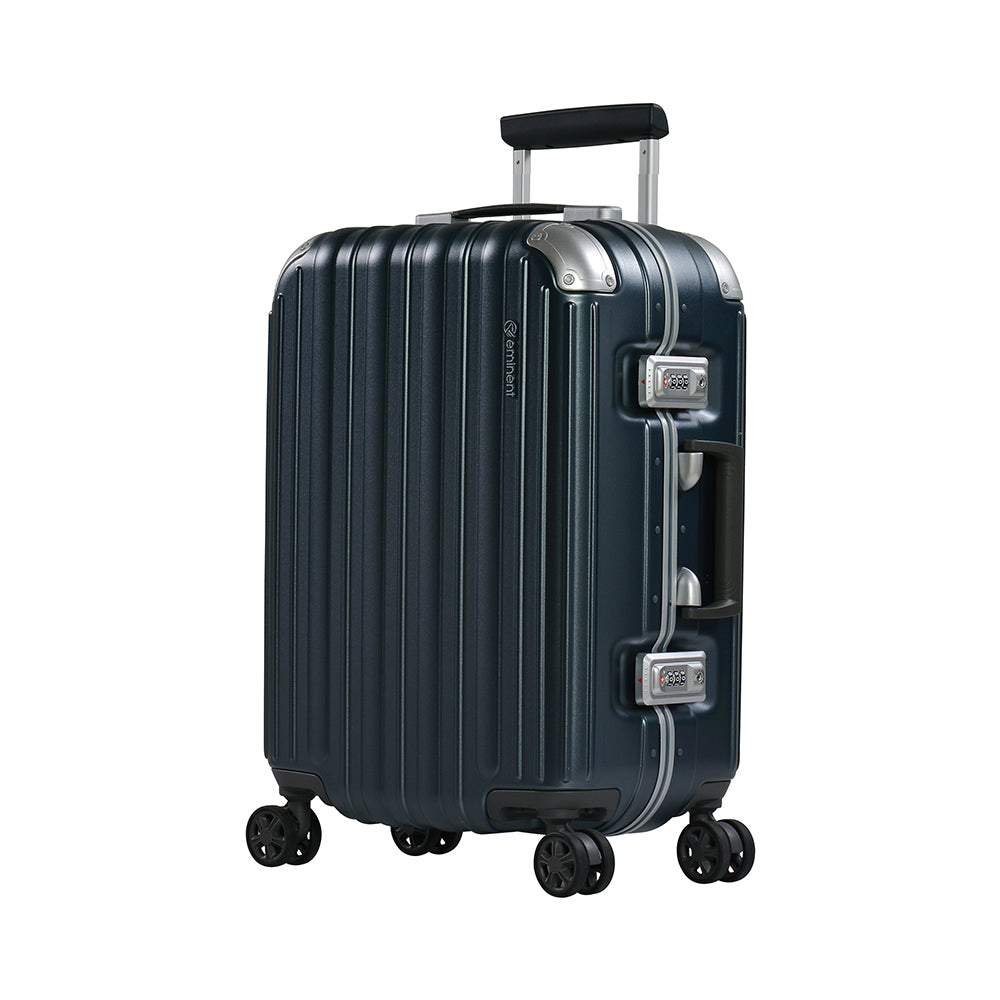 "Eminent cabin size 20"" PC Frame Light Weight Spinner luggage Trolley bag (E9R5-20) - buyluggageonline"