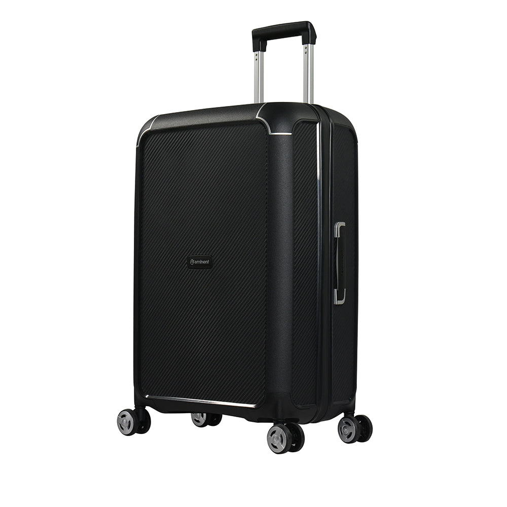 "Eminent cabin bag 20"" PP light Spinner luggage trolley case (B0002-20) - buyluggageonline"