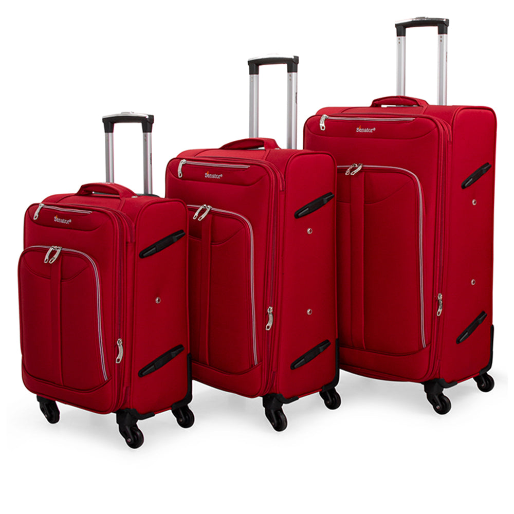 Luggage set of 3 by Senator (LW010-3) - buyluggageonline