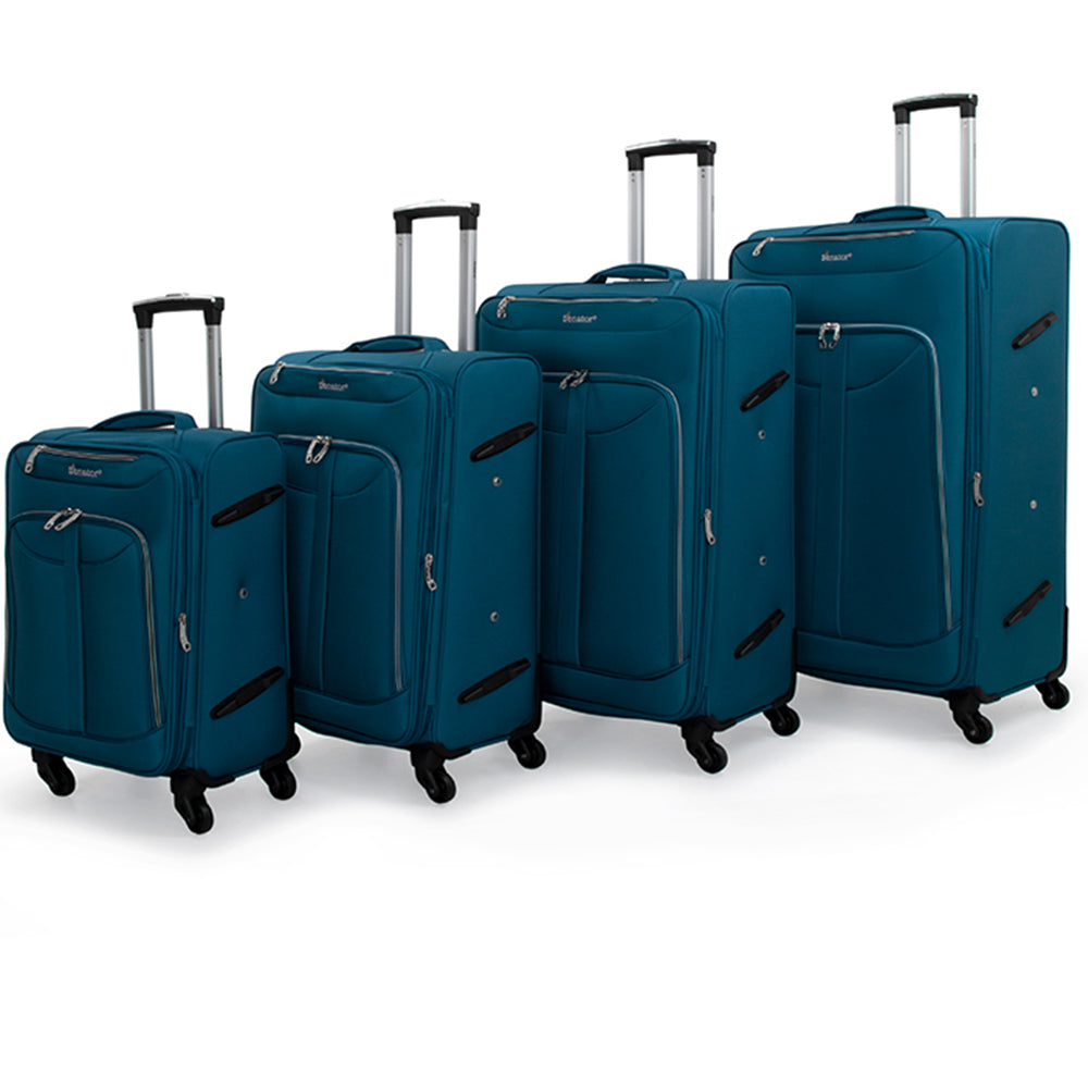 Luggage set of 4 by Senator (LW010-4) - buyluggageonline