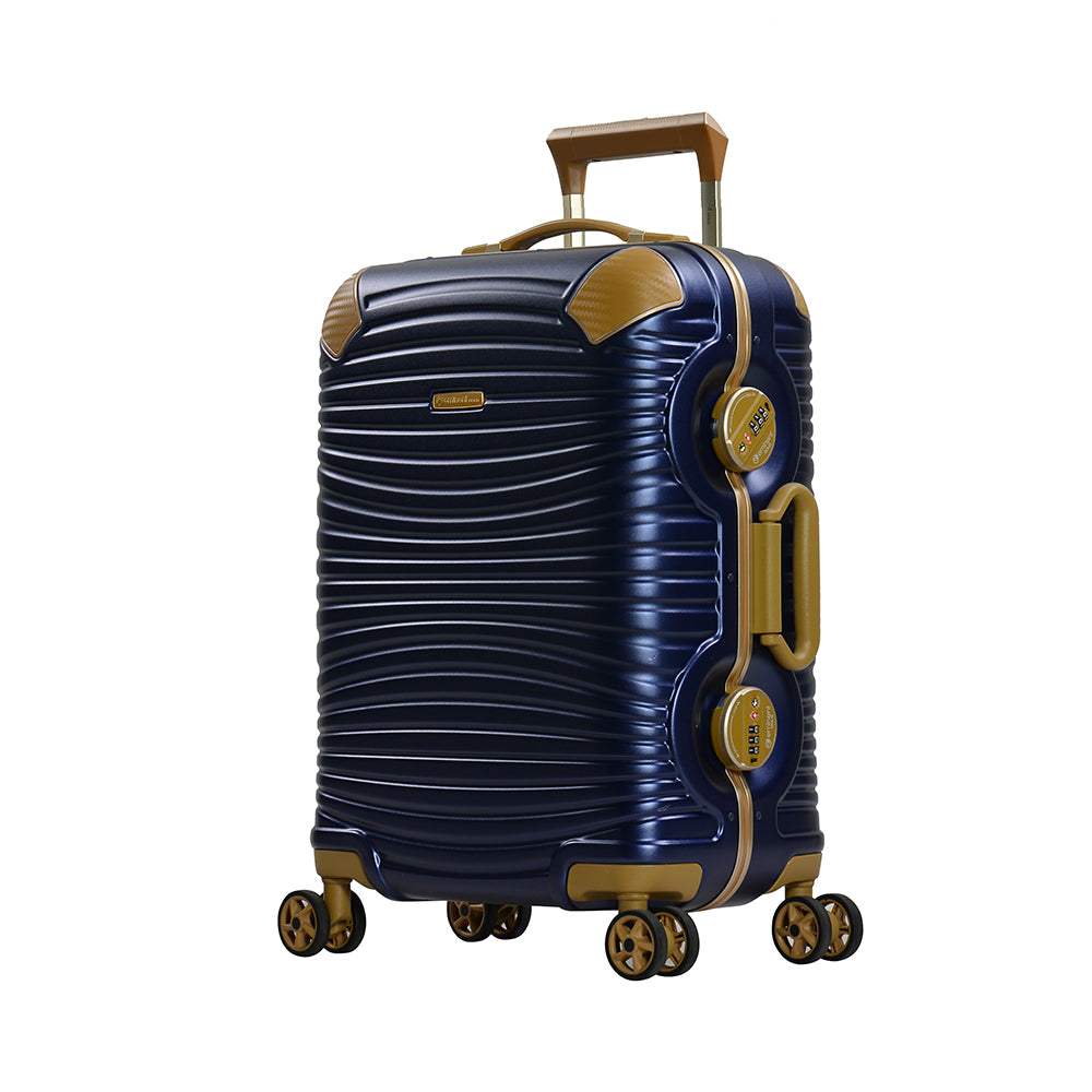 "Eminent 20"" carry on hard luggage trolley bag (E9R1-20) - buyluggageonline"