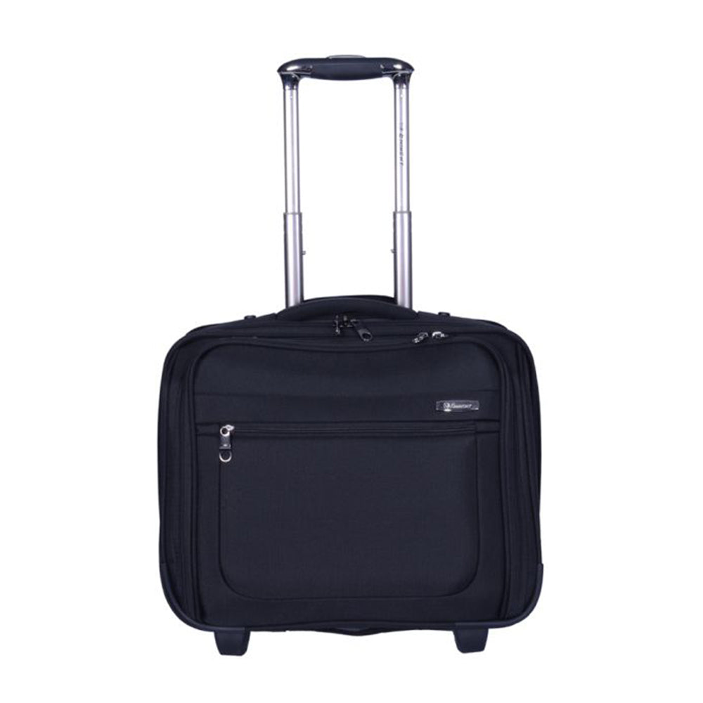 Branded luggage Pilotcase trolley by Eminent (V421-17) - buyluggageonline