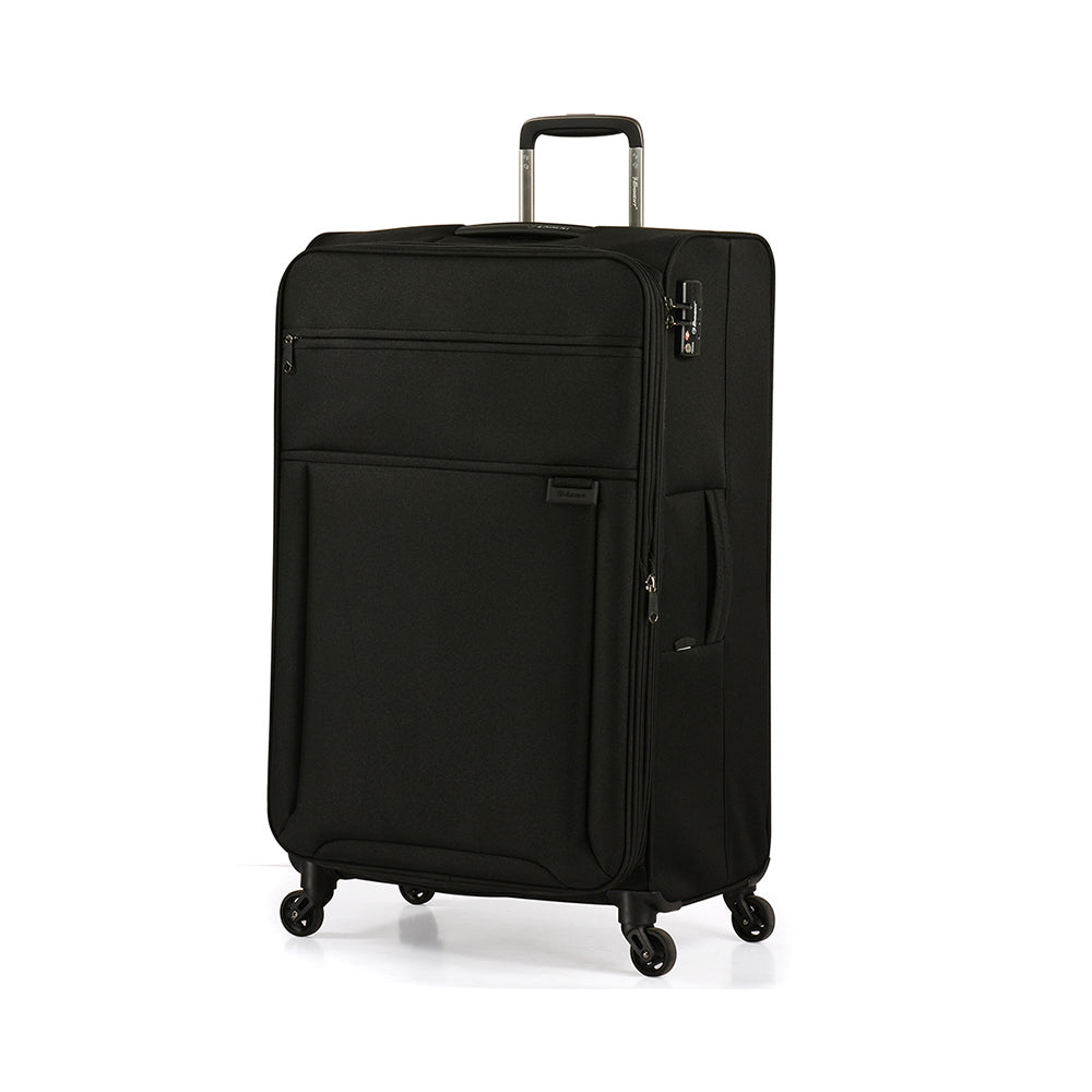 "Eminent cabin size luggage 20"" Air soft spinner trolley bag (V774-20) - buyluggageonline"