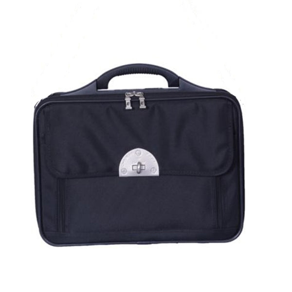 Eminent 18 Inch Laptop Bag - Black [E1752-18] - buyluggageonline