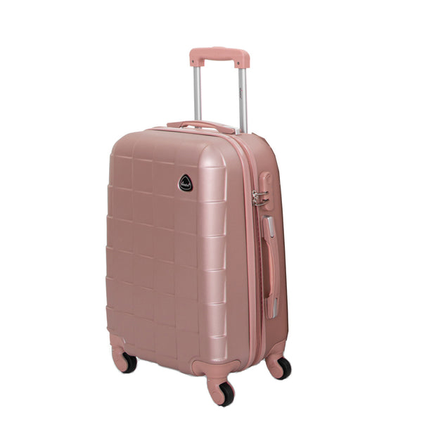 Senator Checked Luggage 30 kg capacity trolley bag  (A207-28) - buyluggageonline