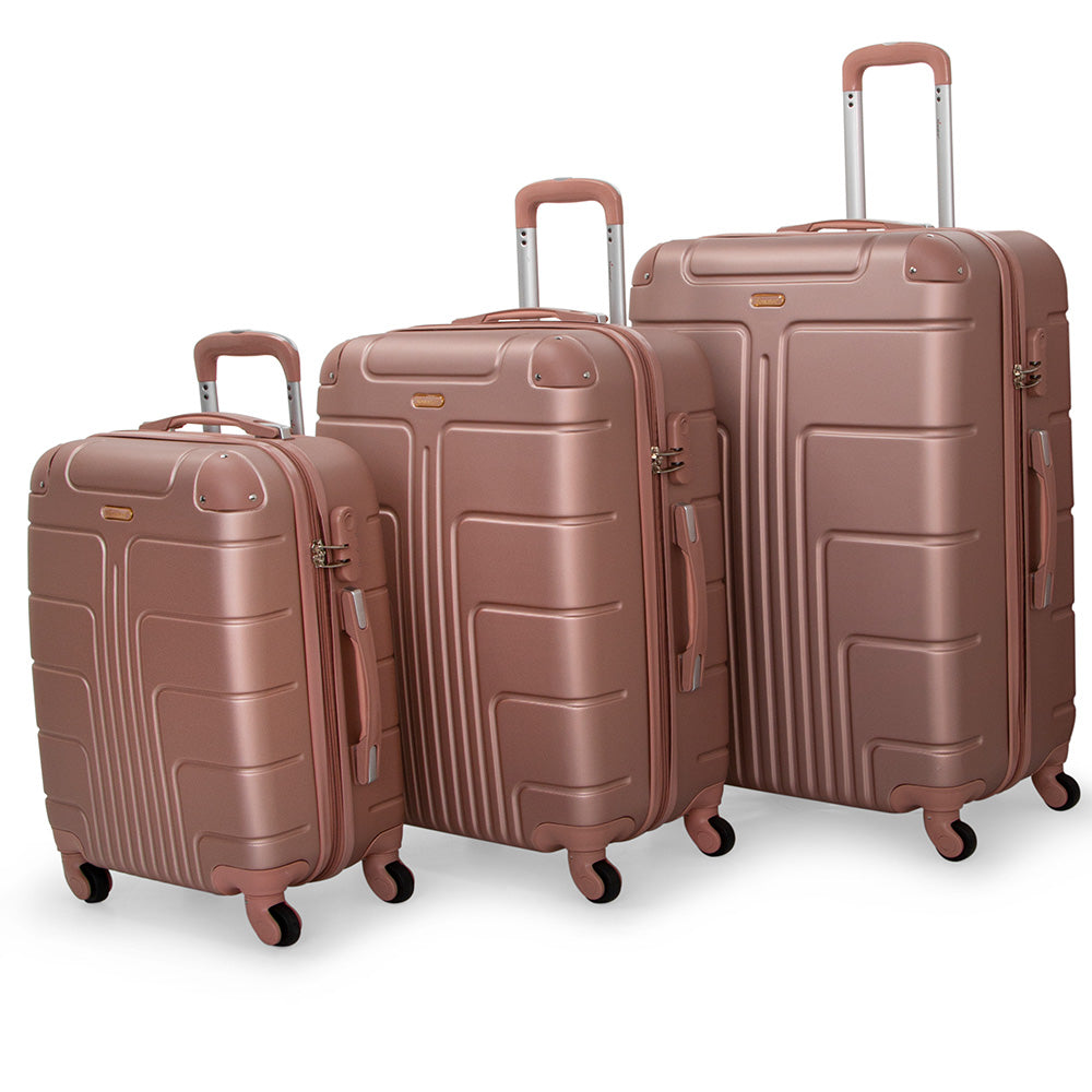 Luggage set of 3 by Senator (A1012-3) - buyluggageonline