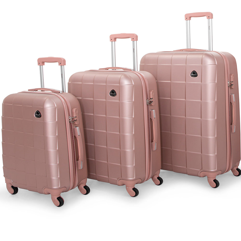 Luggage set of 3 by Senator (A207-3) - buyluggageonline