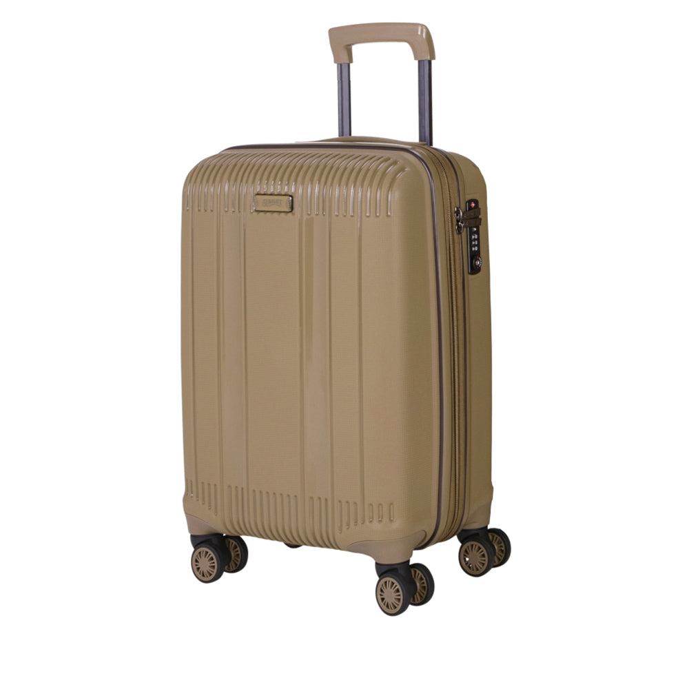 Stylish cabin size airport Trolley by Summit (PP704T4-20) - buyluggageonline