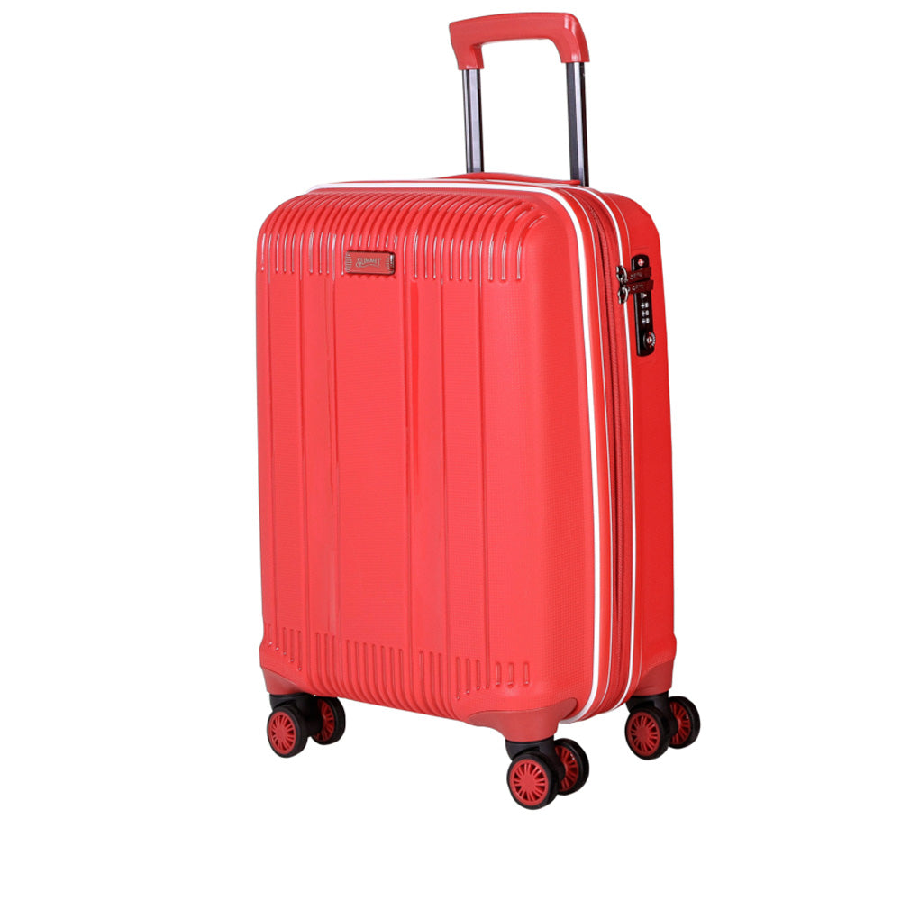 Checked Luggage Trolley bag by Summit (PP704T4-28) - buyluggageonline