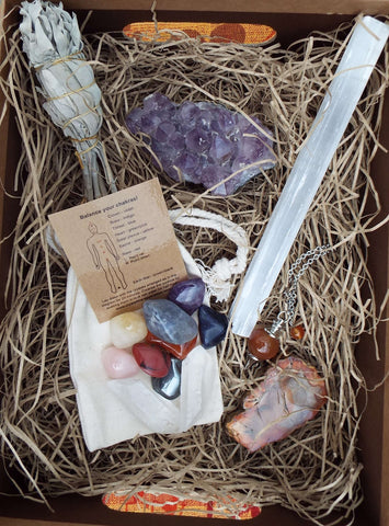 Complete Crystal Healing Kit for Beginners
