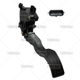 PEDAL DE ACELERADOR TOMCO NISSAN MARCH 1.6 LTS L4 12-18 part:  23001