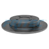 Disco de Freno Trasero HYUNDAI ACCENT 18-19 part: FR11011