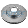 disco de freno delantero touareg v6 04-10 part: fr28025