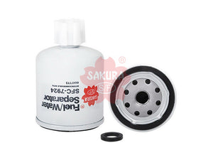 Filtro Separador de Combustible Enroscable Agco part: SFC-7924  o  33192