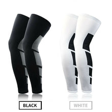 Load image into Gallery viewer, Simply Fashion Fitness Ankle Compression Socks Knee High Support Stockings Leg Thigh Sleeve Sport Socks Outdoor Men Women