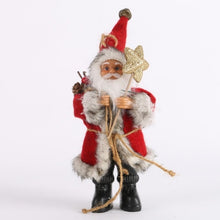 Load image into Gallery viewer, Christmas Santa Claus Doll Toy Christmas Tree Ornaments Decoration Exquisite For Home Xmas Happy New Year Gift