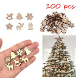 Christmas Decoration Chain Ribbon Christmas Tree DIY Star Merry Christmas Party Decoration Supplies Happy New Year 2021