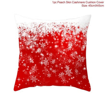 Load image into Gallery viewer, Christmas Pillowcases Merry Christmas Decor for Home Noel Christmas Gifts Navidad 2019 Xmas Cristmas Decor Happy New Year 2021