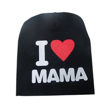 Load image into Gallery viewer, Spring Autumn Cotton Baby Beanie Hats Cartoon Print Newborn Hat Elastic Toddler Infant Cap 1 PC