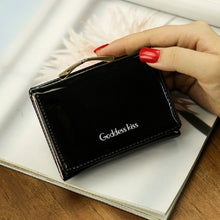 Load image into Gallery viewer, Summer Stylish Women Luxury Laser Girls Leather Wallet Card Holder Coin Purse Clutch Mini Laser Wallet