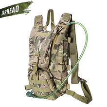 Load image into Gallery viewer, 2.5L Water Bag Sport Riding Tactical Camel bag Backpack Hydration Military Camouflage Pouch Rucksack Camping Pack Bicycle Bag