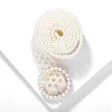 Load image into Gallery viewer, Women's Belts Belly Chains Wedding Simulated Pearls Handmade Cute Girl Gift Belt Accessories Body Jewelry