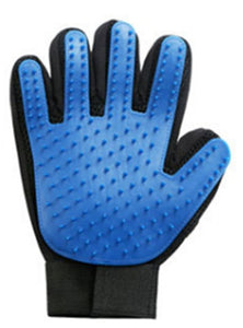Glove For Animal Pet Dog Hair Brush Comb Glove For Cats Pet Cleaning Massage Grooming Supply Brushes Finger Cleaning Hair Glove