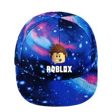 Load image into Gallery viewer, Men and Women Teens Hip Hop cap Cartoon pattern design Starry Sky Cap Fashion Outdoors Baseball hat