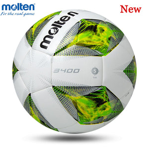 2020 Molten Soccer Ball Official Series 3400 Size 4 Size 5 Football Ball Professional Match Sports Training League Balls futbol