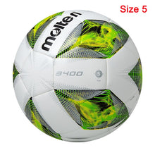 Load image into Gallery viewer, 2020 Molten Soccer Ball Official Series 3400 Size 4 Size 5 Football Ball Professional Match Sports Training League Balls futbol