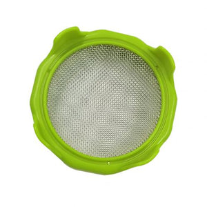 Germination Mason Can Lid Seed Sprouter Cover Filter Sprouting Net Cover Bean Sprouts Filter Gardening Accessories