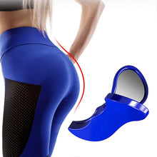 Load image into Gallery viewer, Hip trainer Pelvic Floor Exerciser Sexy Muscle Inner Thigh Fitness Beauty Bodybuilding Home Correction Buttocks Device workout