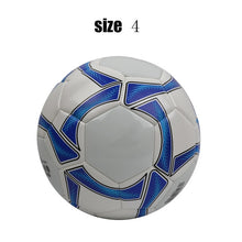 Load image into Gallery viewer, Soccer Ball Luminous Football Night Light Noctilucent Children Game Train Luminescence Ball Men Women Glowing Soccer size #4