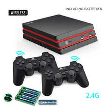 Load image into Gallery viewer, DATA FROG Game Console With 2.4G Wireless Controller HDMI Video Game Console 600 Classic Games For GBA Family TV Retro Game