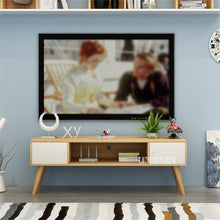 Load image into Gallery viewer, 001 Bedroom Low TV Cabinet Simple Modern Style TV Bench Multifunctional TV Stand Floor Cabinet Living Room Coffee Tea Table