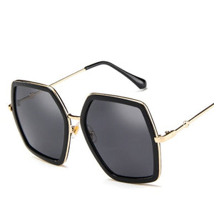 Round Sunglasses Women Luxury Rimless Feamle Shades Europe Popular Ins Sun glasses lunettes de sol femme