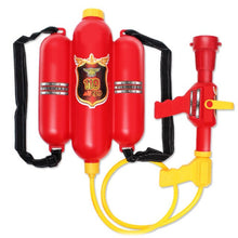Load image into Gallery viewer, Child's Fire Hose Water Gun Splash Outdoor Play Fun